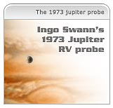 The 1973 Remote Viewing probe of the planet Jupiter