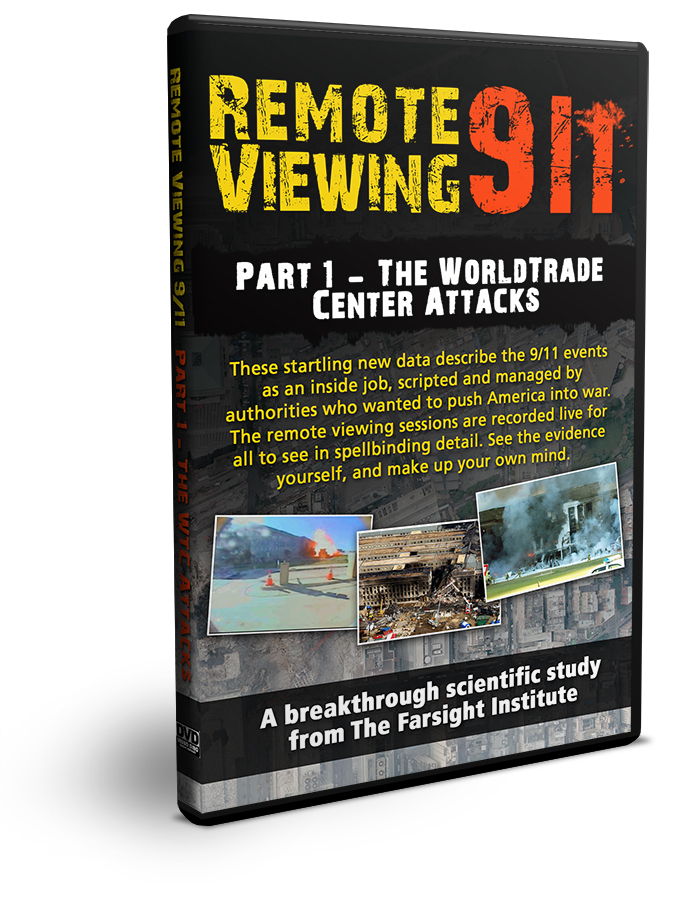 Remote viewing 911 attckes - DVD/VOD