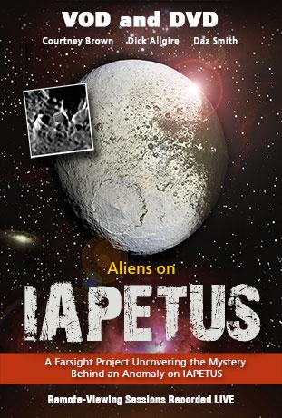 Remote Viewing Iapetus