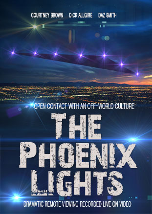 Remote Viewing the Phoenix Lights