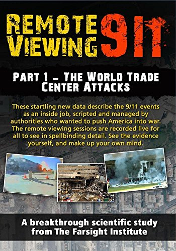 Remote viewing the 911 attacks