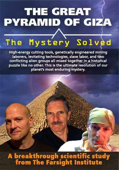 Remote viewing the Great Pyramid of Giza