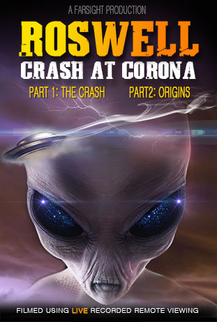 roswell crash at corona-remote viewing