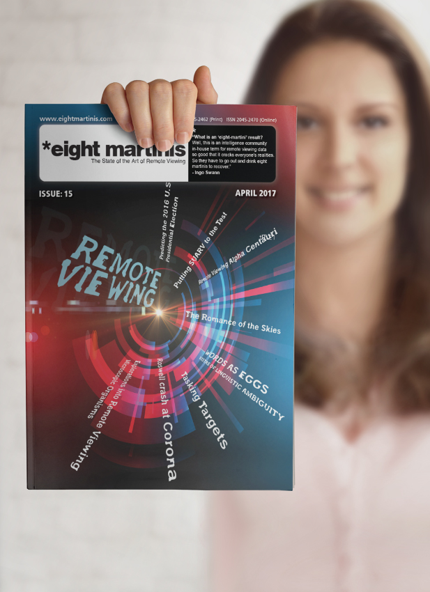 8 martinis remote viewing magazine