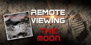 Remote Viewing the Moon