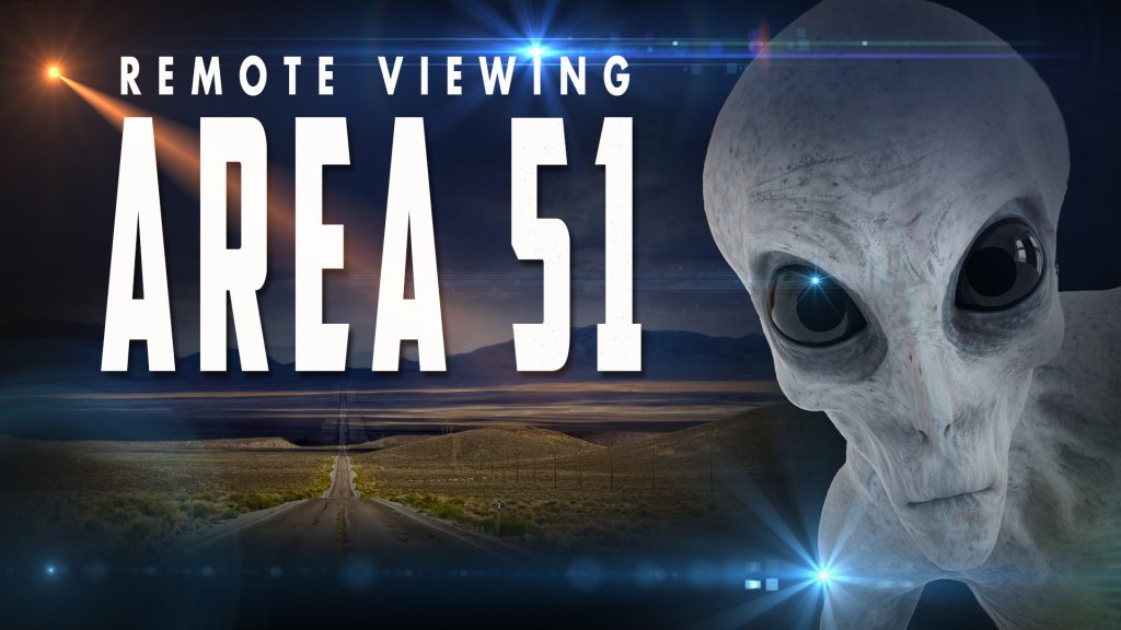 Remote Viewing Area 51