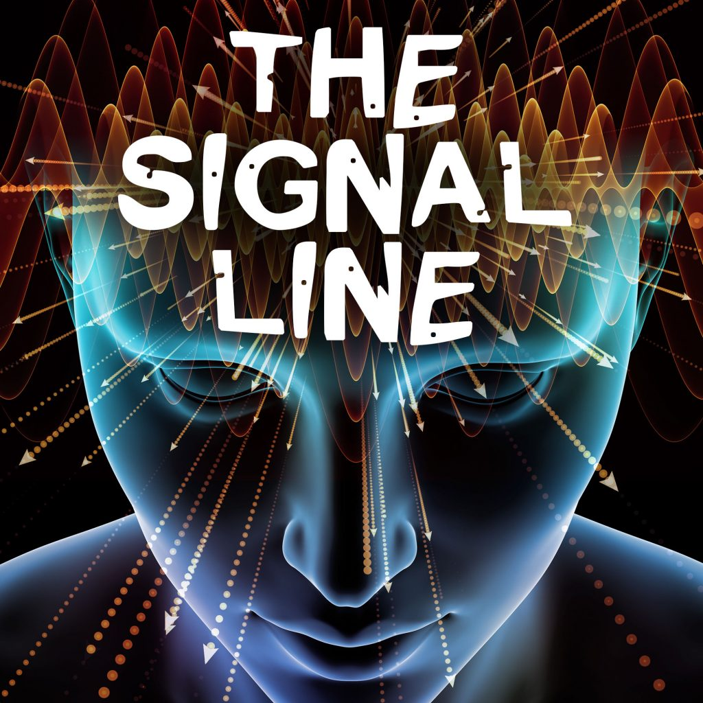 The signal line remote viewing podcast