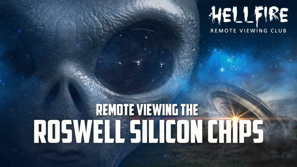 Remote Viewing the Roswell Crash Silicon chips